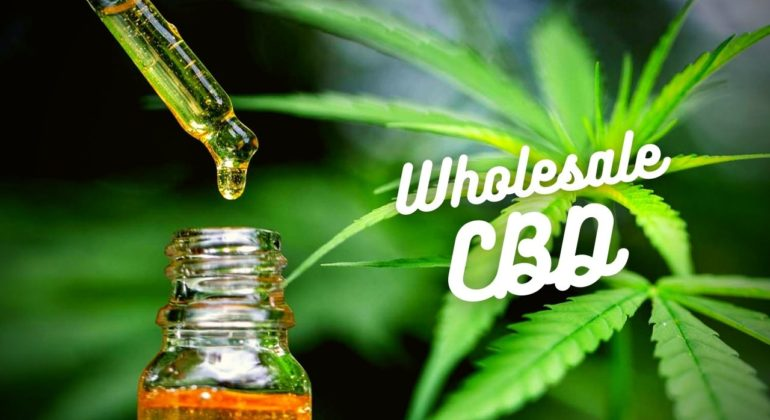 wholesale cbd manufacturer