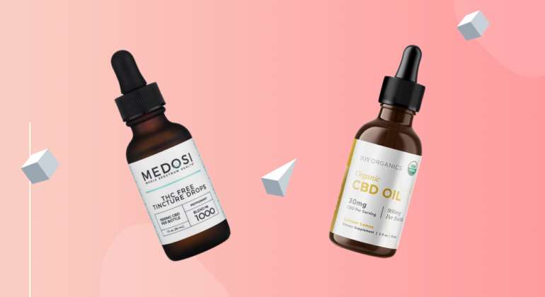 CBD oil without THC